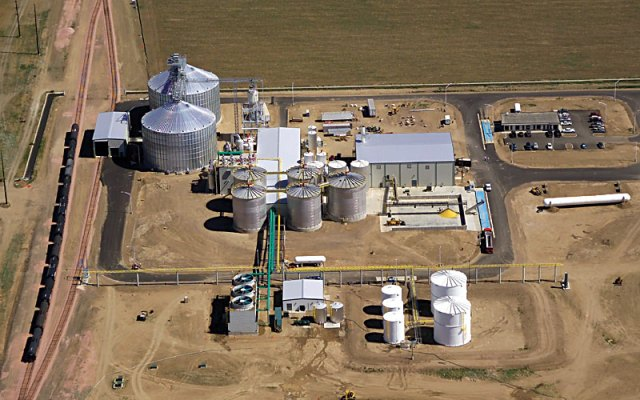 Local ethanol plant makes good!