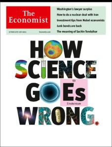 cover image of economist